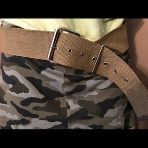 Accessories - Green Belt
